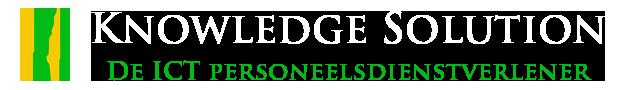 Knowledge Solution - Knowledge Solution – De ICT personeelsdienstverlener